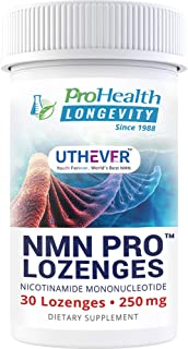 Sponsored Ad – ProHealth - NMN Pro Sustained Release, 250mg, 30 tablets. Combat Ageing, Support Heart Health, and Promote ...