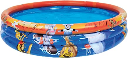 Happy People 16250 Angry Birds Family Pool Planschbecken