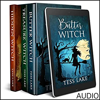 Torrent Witches Cozy Mysteries, Box Set 1 cover art