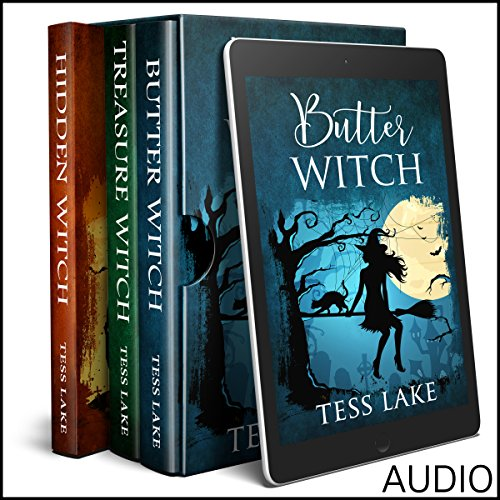 Torrent Witches Cozy Mysteries, Box Set 1 Titelbild