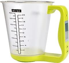 Saim Digital 3-cup Measuring Cup Kitchen Food Scale
