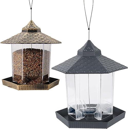 wholesale Twinkle Star 2021 Wild Bird Feeder | Wild outlet online sale Bird Feeder, Grey sale