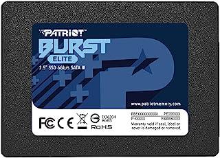 "Patriot Burst Elite SATA 3 120GB SSD 2.5"" Solid State Drive"