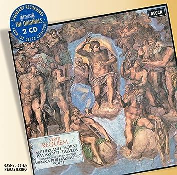 Verdi: Requiem etc