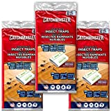 CatchMaster 724 Spider and Insect Glue Trap - 4...