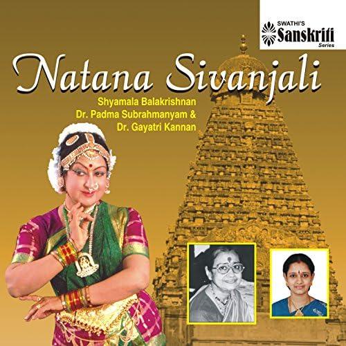 Shyamala Balakrishnan, Dr. Padma Subrahmanyam, Dr. Gayatri Kannan