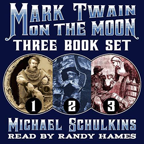 Mark Twain on the Moon  By  cover art