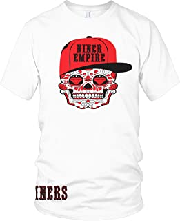 Niner Empire Candy Skull T-Shirt (Limited Edition)