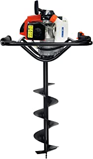 XtremepowerUS Post Hole Digger w/ 8