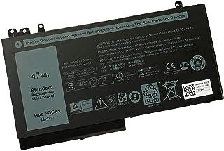 ノートパソコンのバッテリーNGGX5 Laptop Battery for Dell Latitude E5270 E5470 E5570 (P48F001) Precision M3510 Series Notebook JY8D6 954D...