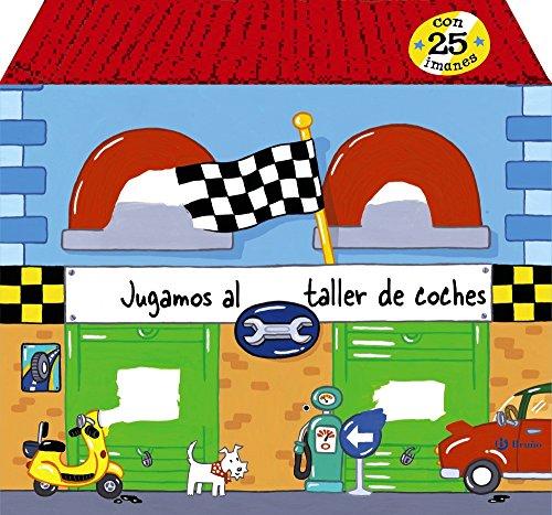 Jugamos al taller de coches (Castellano - A Partir De 3 Años...