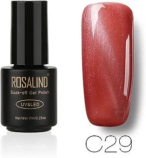 Zohto Rosalind 7ML Gel Nail Polish Nail Art Nail Gel Polish LED Gel Polish I