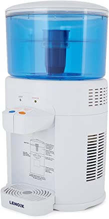 Lenoxx Bench Top Water Filter and Cooler