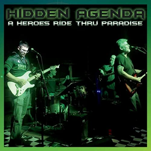 A Little Piece of Everything by Hidden Agenda on Amazon ...