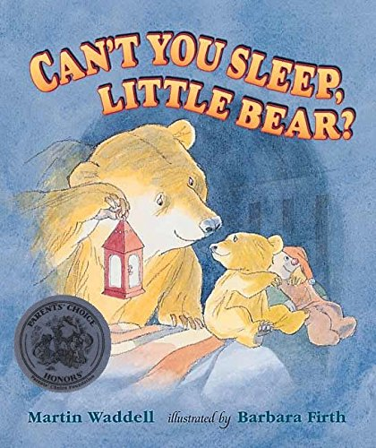 Can't You Sleep, Little Bear? Big Bear Little Bear