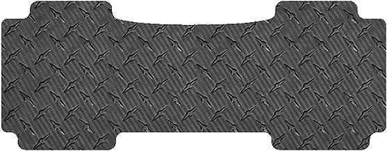 Intro-Tech AC-666-CF Carbon Fiber Rear Row 1 pc. Custom Fit Floor Mat for Select Acura RDX (Medium SUV) Models-Simulated