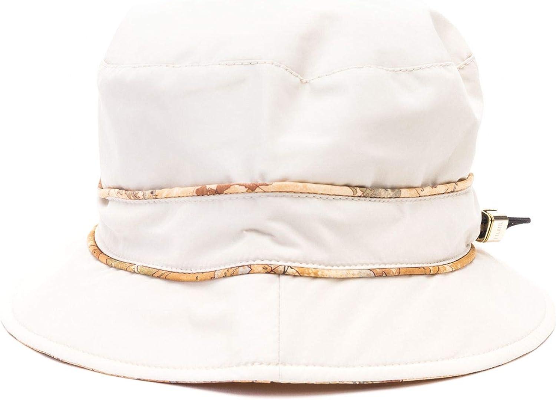 Alviero Martini 1A Classe Women's H15691760950 White Cotton Hat