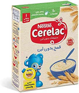 CERELAC Wheat Without Milk 250g