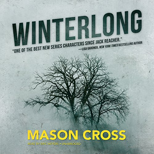 Winterlong audiobook cover art