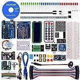 kuman Super Starter Kit per Arduino IDE Mega2560, Mega328 e Nano con Tutorial in Italiano per Principianti K4