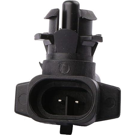 CCIYU Ambient Temperature Sensor 25775833 15035786 Outside Air Temperature Sensor Fit for Buick Cadillac GMC Chevy Isuzu Pontiac Saturn 2000-2019 1.2L-8.1L