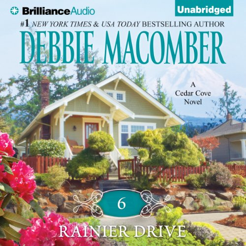 6 Rainier Drive audiobook cover art