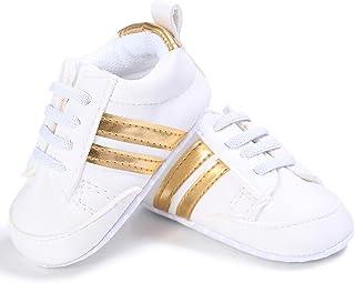 Zapatos Bebe NiñO NiñA Rojo Zapatillas De Deporte De Moda
