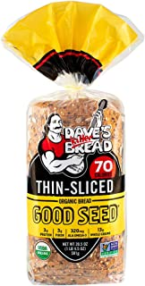 Dave's Killer Bread Good Seed Thin Sliced Organic Bread - 20.5 oz Loaf