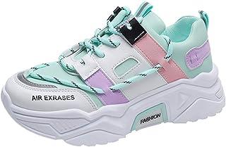 Damesschoenen, gymschoenen met verhoogde voetbalschoenen, sneakers, loopschoenen, sportschoenen, maat 35-40