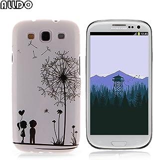 AllDo Funda Silicona para Samsung Galaxy S3 i9300 Carcasa Protectora Caso Suave TPU Soft Silicone Case