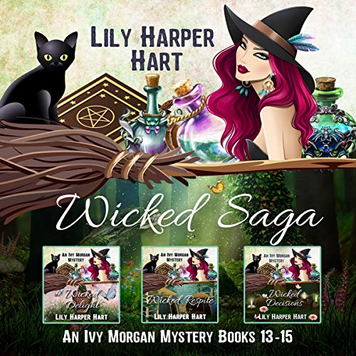 Wicked Saga cover art