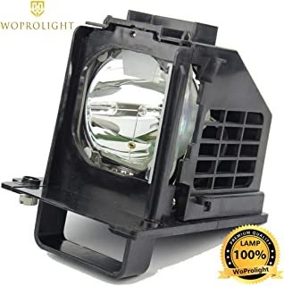WoProlight for Mitsubishi 915B441001 / 915B441A01 UltraBright TV Lamp Housing DLP LCD