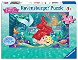 Ravensburger 05468 Hugging Arielle 24 Piece Jigsaw Puzzle for Kids – Every Piece is Unique, Pieces Fit Together Perfectly