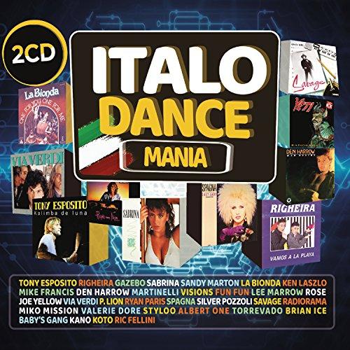 Italo Dance Mania La Storia Della Dance