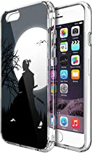 Case Phone Anti-Scratch Motion Picture Cases Cover Samurai Design in The Middle of The Night with A Very B Action Movies (5.5-inch Diagonal Compatible with iPhone 7 Plus, iPhone 8 Plus)