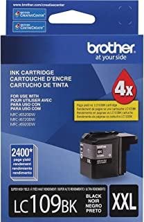 Brother LC3019BK Super High Yield Black Ink Cartridge