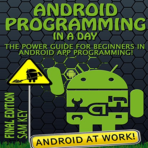 Android: Programming in a Day audiobook cover art