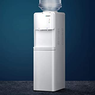 Devanti Water Cooler Dispenser Stand Hot Cold Tap Bottle Filter Purifier Office