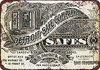 Safe Company ティンサイン ポスター ン サイン プレート ブリキ看板 ホーム バーために