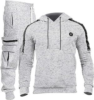 mens jogging suits sets, men's tracksuits, men sweatsuits sets, hoodie set for men