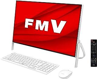 【公式】 富士通 デスクトップパソコン FMV ESPRIMO FHシリーズ WF1/D3 (Windows 10 Home/23.8型ワイド液晶/Core i7/16GBメモリ/約256GB SSD + 約3TB HDD/Blu-ray Di...