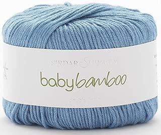 Sirdar Snuggly Baby Bamboo DK 105 Boo Boo Blue