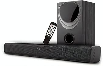 INSTAPLAY Insta Storm 4.1 Channel Wireless Bluetooth SOUNDBAR with External Subwoofer (Black)