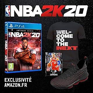 NBA 2K20 + DLC - Exclusivité Amazon (B07V4RW5XV) | Amazon price tracker / tracking, Amazon price history charts, Amazon price watches, Amazon price drop alerts