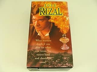 Jose Rizal (Set of 2 VHS)