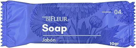 Caja de jabón de 10 g Coeur De Fleur 700 piezas Amenidades para hotel