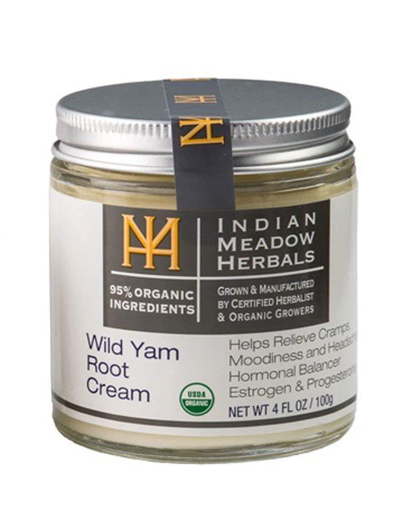 INDIAN MEADOW HERBALS Cream Ounce