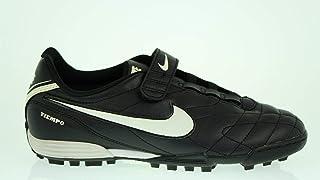 Premier III TF - Zapatillas de fútbol para niño, negro y blanco, 38