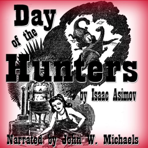 Day of the Hunters audiobook cover art