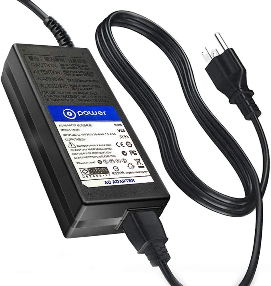 T POWER 22v ~ 24v Charger Compatible for Samsung Odyssey G7 SyncMaster 27